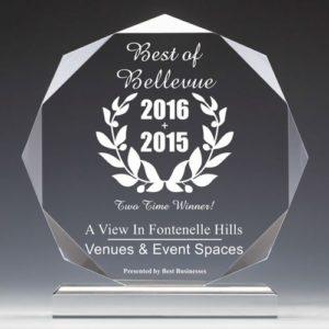 2016 Best of Bellevue Award