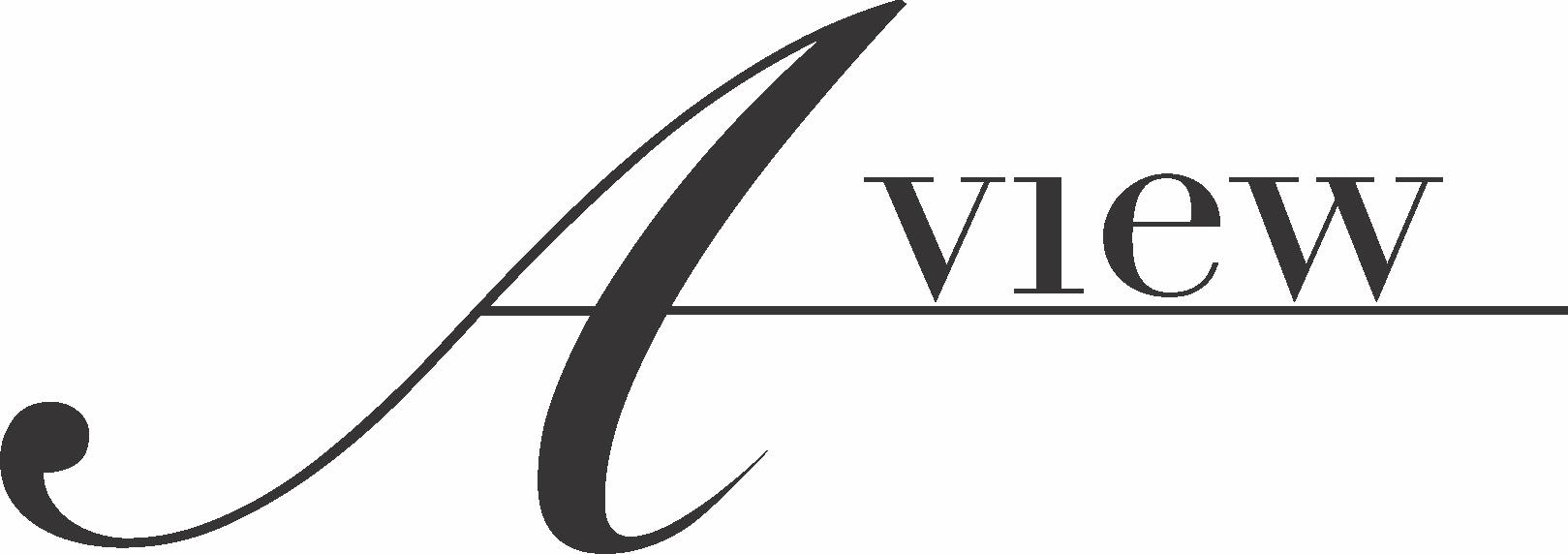 A View Logo
