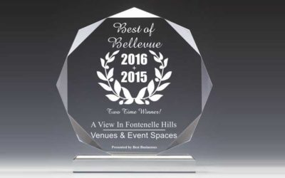 2016 Best of Bellevue Award