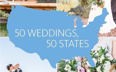 50 Weddings 50 States