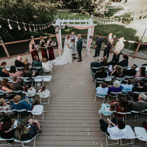 Fontenelle Hills Bride